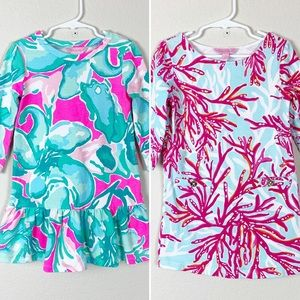 🔥 Lilly Pulitzer long sleeve stretch dresses
